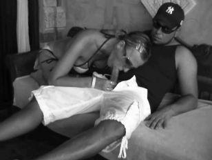 Man Taping Her Hot...