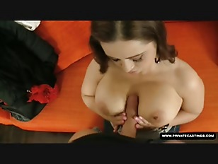 Titfuck And Creampie For...