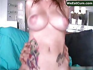 Picture Pornstar Alana Lace Riding Cock