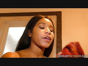 Picture Chanell Heart And Jenna Foxx Take Big White...