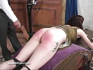 Picture Redhead Is Angry Over Her Spankings