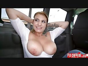 Big Tit Latina Hops on The Bus p3