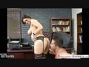Picture Busty Brunette Teacher Dylan Ryder Fucking