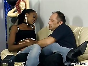 Picture Delicious Black Young Girl 18+ Girl Gets On...