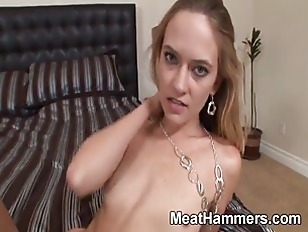 Picture Hot Blonde Shows Off Her Fucking Skills