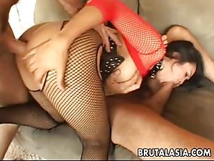 Mega Hot Busty Asian...