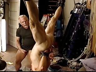 Picture I Slather Jim Robert's Balls And Cock I...
