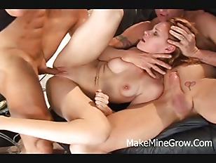 Ginger - Hot Blonde Fucked...