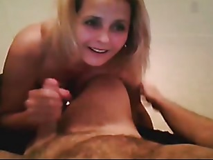 Homemade Cute Blonde Wife
