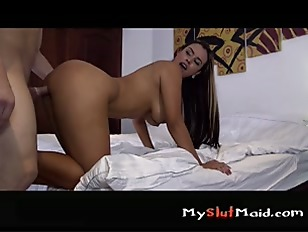 Big Booty Latina Maid p5