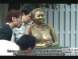 Sex with statues porn that