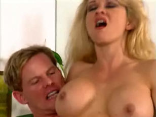 Busty Blonde Fucked And...
