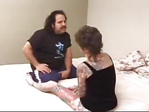 Ron Jeremy And Tattoo...