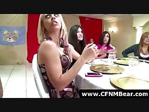 Picture Amateur CFNM Babes Suck Stripper Cock At Par...