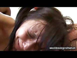 Anal 2 Crying Teens hard first Anal
