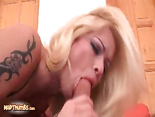 Picture Stacy Silver Shows How A Great Blowjob Shoul...