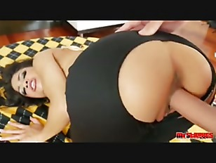 Veronica Rodriguez   Butt Plug Sex