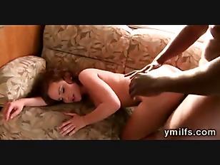 Redhead Cougar Enjoys Huge...