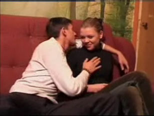 Picture Russian 20y-Girls Fucking On Couch