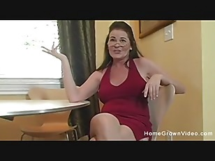 Hot milf happy to be fucked