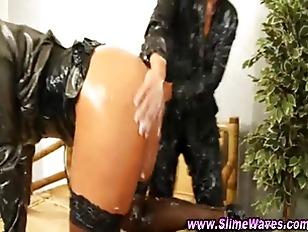 Bukkake Messy Fetish Sluts...