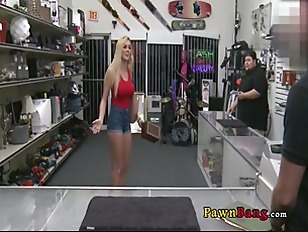 Picture Skyla Novea Fucks Pawnshop Owner PussySpace...