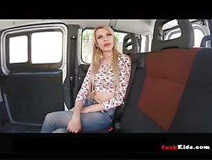 Picture Stranded Ukrainian Babe Rides The Bus