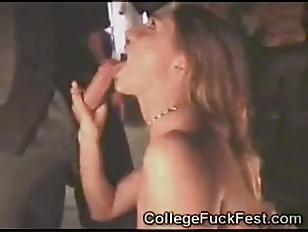College fuck fest porn