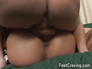Picture Horny Guy Pleasing A Hot Girls Feet