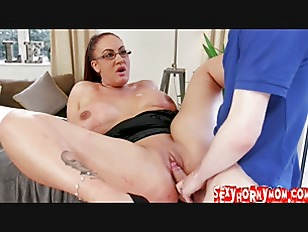 Big Tit StepMom Gets...