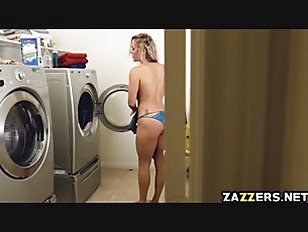 A Laundry Room Fuck With This Milf Tegan Is The Perfect Way To Weather The Storm