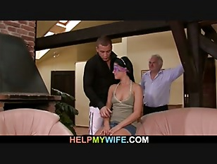 Hot Young Wife Gets...