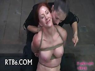 Dark Creepy Bondage Fun...