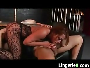 Babe Strips And Fucks...