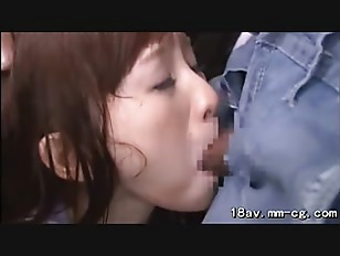 Asian Chick Gangbang Play...