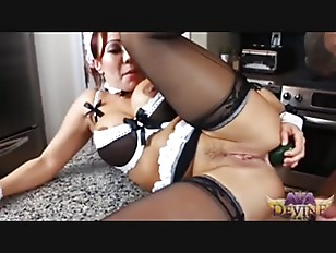 Picture AVA DEVINE IS A MAID GETTING FUCKED BY A COO...