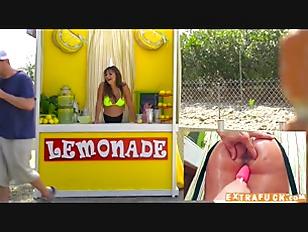 ZZ Lemonade Charlotte Cross...