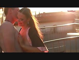 PORN VALENTINE - ROOFTOOP ROMANCE...