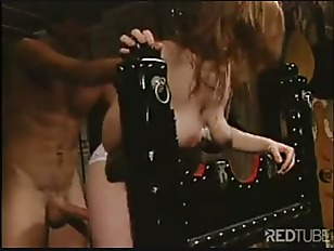 Picture Fetish BDSM Brunette Sucking And Fucking