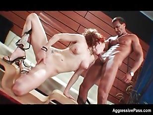 Redheaded Porn Slut Audrey...