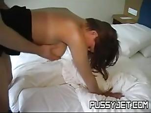 Big tits girlfriend fucked