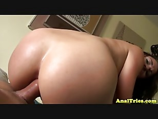 First Anal Session Pov...