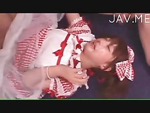 Picture Jap Beauty Get Cum On Face