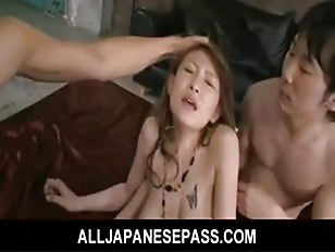 Picture Yuu Hinouchi Gets Fucked By Two Guys Until S...