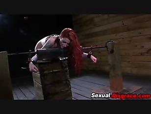 Picture Bondage Slave Fucked Hard