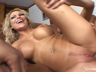 Picture Double Pounding Slut Loves It
