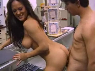 Hot girl strap on man fucked