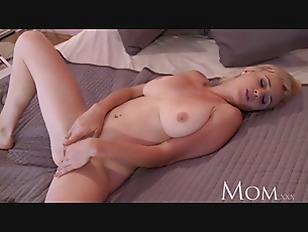 MOM Blonde Bombshell Teases...