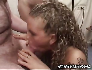 2 Amateur Mom In...