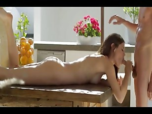 Picture Titty Babe Banged Over The Table Hard